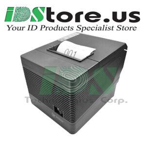 3NSTAR 80mm Direct Thermal Receipt Printer RPT008 USB & RS232 & Ethernet ESC/POS