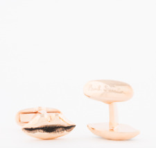 Paul Smith Cufflinks - BNWT Men's Bronze Lips Lip RRP £90.00