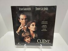 The Client Laserdisc LD Nice Shape NOT DVD