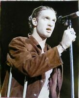 LAYNE STALEY AUTOGRAPHED ALICE IN CHAINS 8X10 PHOTO