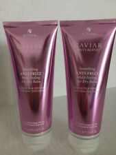 New: 2 Alterna Caviar Smoothing Multi-Styling Air Dry Balm 3.4 oz  free shipping