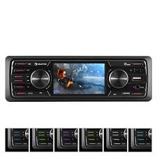 "auna Autoradio UKW Radio Bluetooth USB SD MP3 AUX 3"" TFT Display Moniceiver"