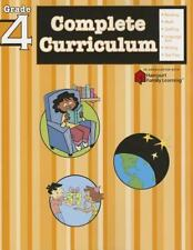 Flash Kids Harcourt Family Learning: Complete Curriculum: Grade 4 (Flash Kids Ha