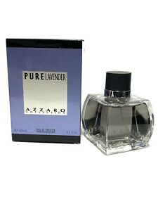 PURE LAVENDER by AZZARO Cologne 4.2oz-125ml EDT SPRAY Men -DISCONTINUED- (BE23