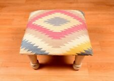 Handicraft Fashions Wood Vintage Dollhouse Stool Beautiful Chair DN-2057