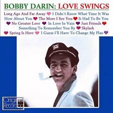 BOBBY DARIN - LOVE SWINGS (NEW SEALED CD) ORIGINAL RECORDING