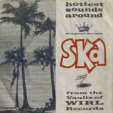 SKA!FROM THE VAULTS OF WIRL RECORDS  CD NEU