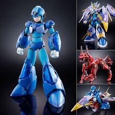Rockman Megaman Giga Armor X Kanetake Ebikawa Chogokin diecast figure Bandai