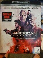 American Assassin (4K Ultra HD Blu-ray, 2017, 4K Ultra HD Blu-ray disc