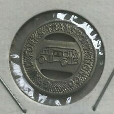 Grand Forks North Dakota ND Grand Forks Transportation Co Transportation Token