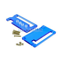 Raspberry Pi Acrylic Zero Case Shell Acrylic Blue Case Protection Box AM