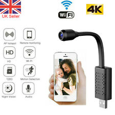 Covert Hidden Spy Camera Pen Audio Video HD Recording Cam Minidvr 16GB SDCard UK