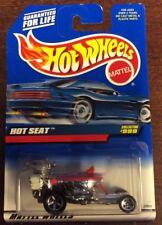 Hot Wheels Hot Seat Toilet Bowl Car #999 Unopened Original Packaging