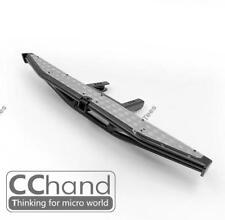 CChand Traxxas TRX4 Bronco Tube Rear Bumper (Black) CC/D-E030
