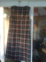 Boden Pinafore  Dress Abraham Moon Tweed Size 14L