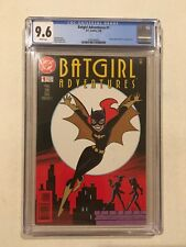 BATGIRL ADVENTURES #1 CGC 9.6 ONE-SHOT