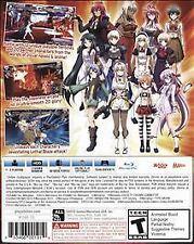 Nitroplus Blasterz: Heroines Infinite Duel (Sony PlayStation 4, 2016)