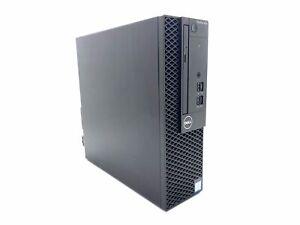 Dell OptiPlex 3050 SFF i5-7500 @ 3.40GHz DDR4 SSD Win10 Desktop PC