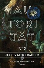Autorität von Jeff VanderMeer (2015, Taschenbuch)