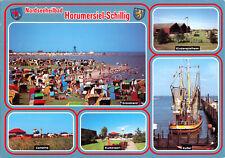 AK, Horumersiel - Schillig, fünf Abb., gestaltet, 1993