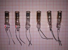 6x INS-1 Neon Nixie Clock Punkte Röhre Leuchtmittel Tube indicator Sekunden