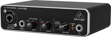 BEHRINGER UMC22  - Interfaccia audio 2x2 USB con PreAmp MIDAS