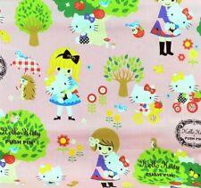 % HELLO KITTY Push Pin Patchwork sostanze sostanze bambini in tessuto patchwork tessuto SIPARIO