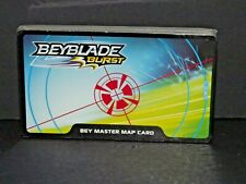 Beyblade Burst Bey Master Map Competition Arena Game Replacement Cards New (K)