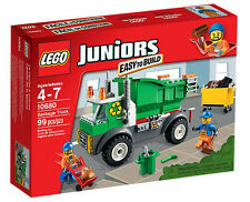 LEGO Juniors 10680 Garbage Truck Construction Toy