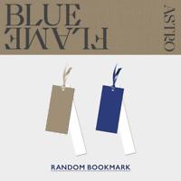 ASTRO - 6TH MINI ALBUM BLUE FLAME BOOKMARK CHA EUNWOO MOONBIN MJ ROCKY