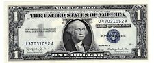 $1.00 Mismatched Serial Number Unc