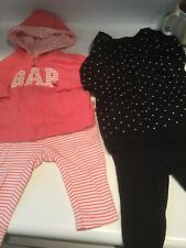 Baby Gap Infant 2 Pc Outfit and Old Navy 2 Pc Outfit Both  3-6 Months