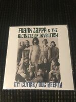 Frank Zappa & The Mothers Of Invention My Guitar Sealed & Numbered Vinyl 7""