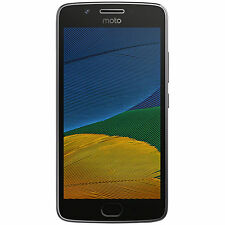 "Motorola Moto G5 Octa Core 2GB 16GB 5"" Android Smartphone in Grey (399081)"
