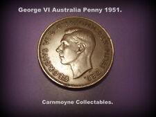 George VI Australia Penny 1951.AH6001.