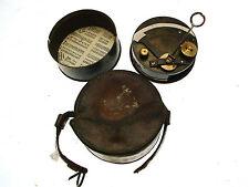 c1900 British Army pocket military sextant by E Darton & Co London CLT14