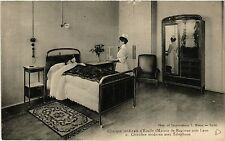 CPA Clinique Medicale d'Ecully pres Lyon - Chambre moderne avec Telepho (470562)