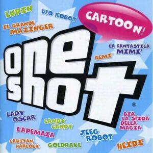 Various - One Shot Cartoon! (SIGILLATO) - Universal   - 1767314 - CD CD004125