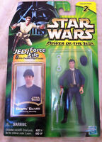 NICE STAR WARS HASBRO 2000 POWER OF THE JEDI POTJ BESPIN GUARD MOC COLLECTION 2