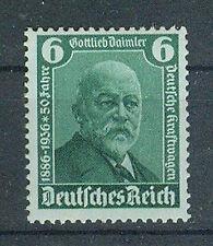 Deutsches Reich Briefmarken 1936 Daimler- Benz Mi.Nr.604 ** postfrisch