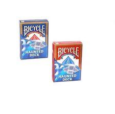 Haunted Deck - Bicycle Zauber Spielkarten, Kartentricks