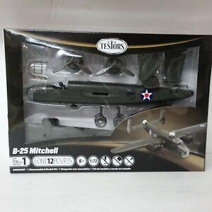 Testors  B-25 Mitchell Model Kit