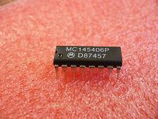 MC145406P DRIVER/RECEIVER EIA 232-E AND CCITT V.28 5 PCS