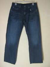 Men's Levi Strauss Levi's 30x30 Blue 559 Jeans W 30 Waist x L 30 Length W30 L30