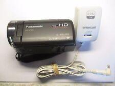 Panasonic HC-V700 Flash Media 3D Camcorder Tested Fast Free Shipping