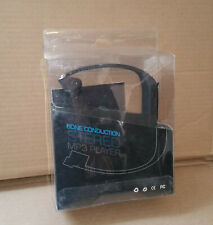 Kingsun BONE CONDUCTION wearable 4GB MP3 player with radio