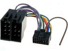 pioneer small 16 pin schwarz iso kabelsatz kabel deh-p99r keh-p7900r dex-p88 etc