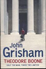 JOHN GRISHAM * Theodore Boone * Half the man, twice the lawyer