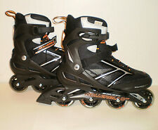 New listing Zetra Blade 80MM Size 12 Mens Skates Inline Roller Blades with Bag EUC