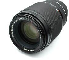 【Near Mint+ 】Contax N 70-300mm f/4-5.6 Vario-Sonnar T* w/Hood &Case from JAPAN